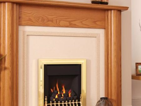 Verine Midas Plus - Open Fronted High Efficiency Gas Fire-0