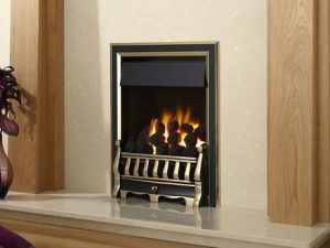 Kinder Oasis Plus - High Efficiency Full Depth Gas Fire-0