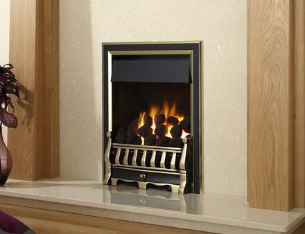 Kinder Oasis Plus - High Efficiency Full Depth Gas Fire-0