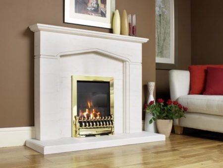 Kinder Oasis HE - Traditional High Efficiency Gas Fire-0