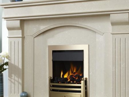Verine Orbis Plus - High Efficiency Full Depth Gas Fire-0