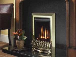 Flavel Raglan - Traditional Balanced Flue Gas Fire -0