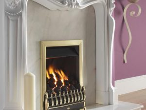 Flavel Richmond - Full Depth Hearth Mounted Gas Fire-0
