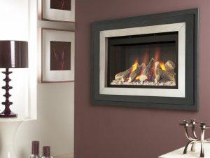 Verine Fontana HE Compact - High Efficiency Gas Fire-0