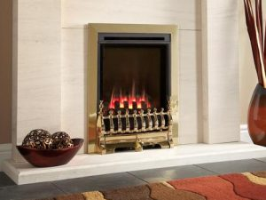Flavel Windsor Traditional HE - High Efficiency Gas Fire-0