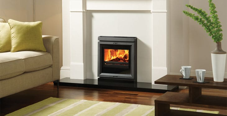 Inset stoves
