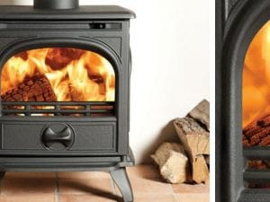 Dovre 250 Cast Iron Stoves-0