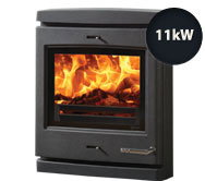 Yeoman CL7NHB Multi-fuel Boiler Stove-0