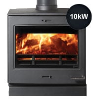 Yeoman CL8HB Multi-fuel Boiler Stove-0