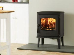 Dovre 525 Cast Iron Stove-4867