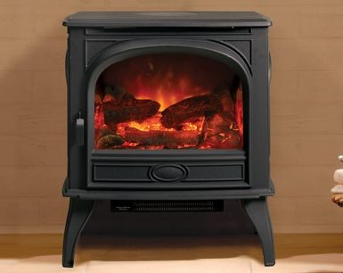 Dovre 425 Cast Iron Electric Stoves-0