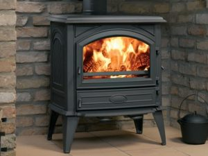 Dovre 640CB Cast Iron Stoves-0