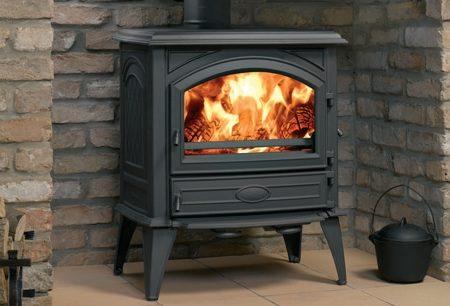 Dovre 640CB Cast Iron Stoves-0