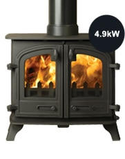 Yeoman Exe Wood & Multi-fuel Stoves-0