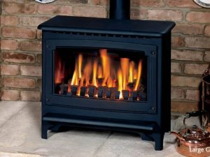 Gazco Marlborough Large Gas Stove-0