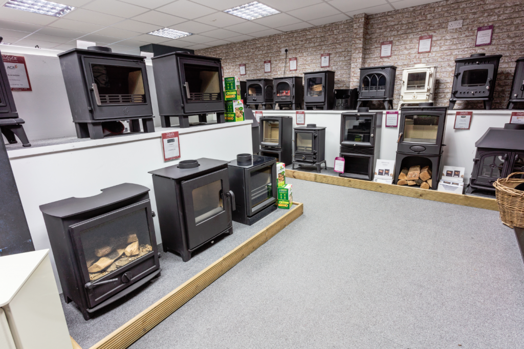 Zigis Colchester Showroom