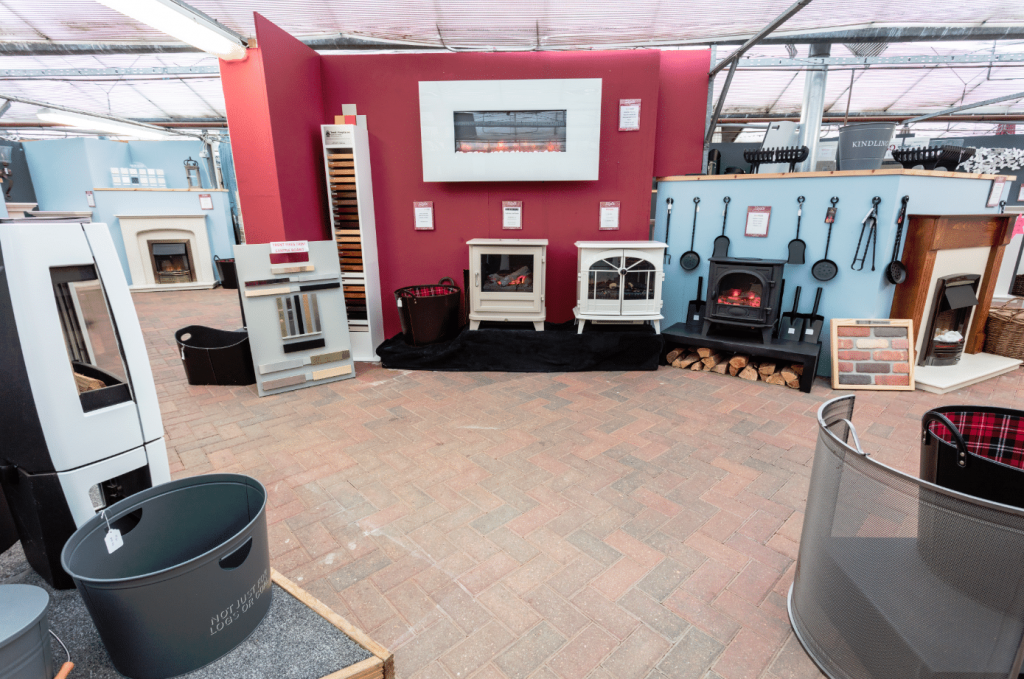 Zigis Ipswich Showroom