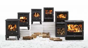 steel and cast iron wood burning stoves