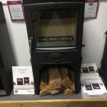 Aarrow Ecoburn 7 with logstore Was £1064 Now £750 (Colchester Showroom)