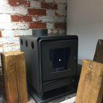 Bosca Limit 350S Woodburning Ex Showroom Display Was £ 545 Now £ 300 (Halstead)