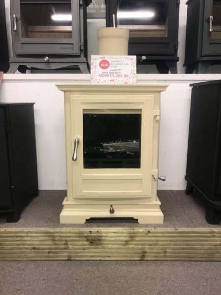 CHESNEYS BEAUMONT 6 IN IVORY WAS £1800 NOW £1260 (Chelmsford Showroom)