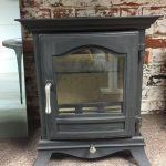 Chesneys Belgravia 4kw Woodburning Ex Showroom Stove Was £ 1124 Now £ 730.60 (Halstead Showroom)