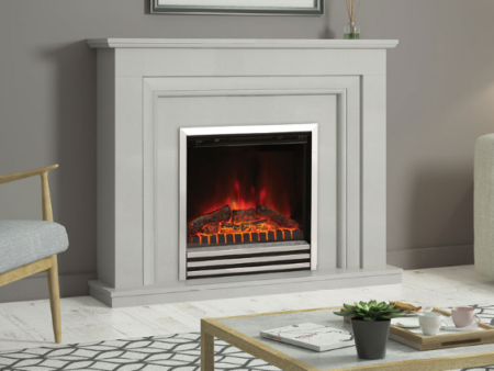 Elgin & Hall Amorina Electric Fireplace