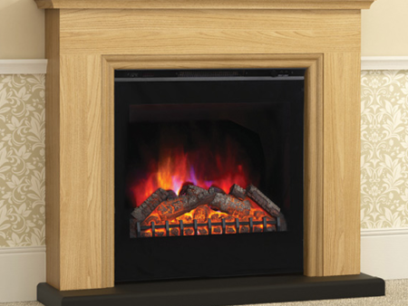 Elgin & Hall Berkley LED Electric Fire