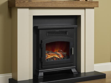 Elgin & Hall Bracken LED Electric stove