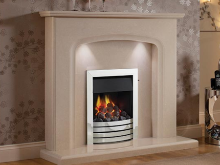 Elgin & Hall Cobalt Deepline Convector Gas Fire