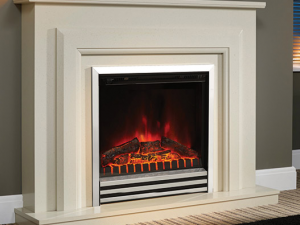 Elgin & Hall Farnham LED Electric Fire