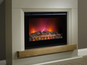 Elgin & Hall Heywood LED Electric Fireplace