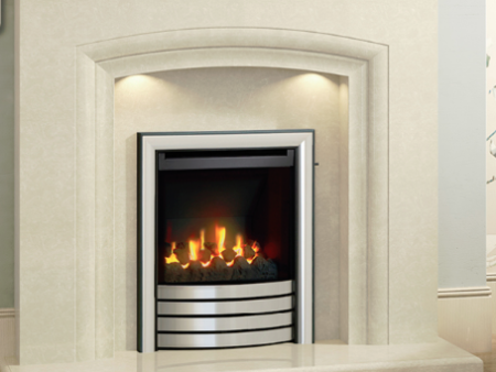 Elgin & Hall Indigo Mid Depth High Efficiency Gas Fire