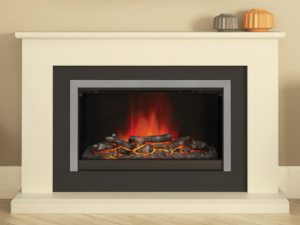 Elgin & Hall Lindwell LED Electric Fire