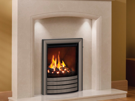 Elgin & Hall Utopia Mid Depth High Efficiency Gas Fire