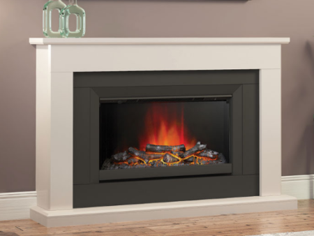 Elgin & Hall Wellsford LED Electric Fire