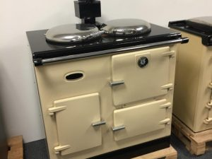 Esse Gas Stove NG Conventional Flue Was £ 3500 Now £ 1750