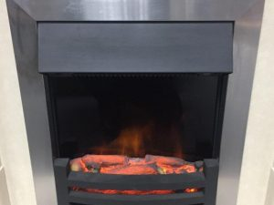 Gazco Logic Electric Fire Was £325 Now £240 (Colchester Showroom)