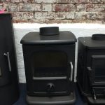 Morso Badger Multifuel Ex Showroom Stove Was £ 990 Now £ 500