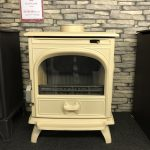 Norwich Showroom Dovre 250 Ivory Multifuel Was £1249 Now £969
