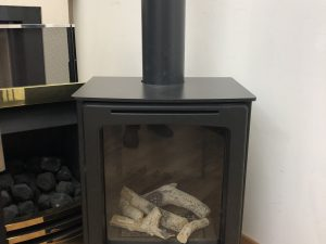 Norwich Showroom Dru Beau Natural Gas Stove Conventional Flue Log Effect Was £1499 now £999
