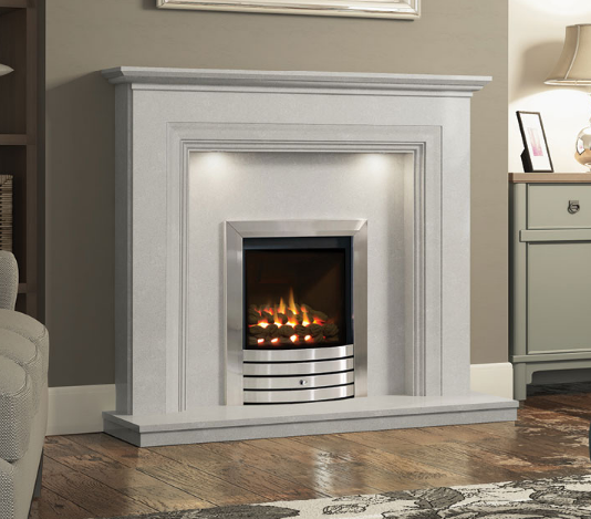 Elgin Amp Hall Odella Marble Fireplace Zigis Fireplaces