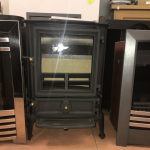 STOVAX BRUNEL 2CB STOVE WAS £1325 NOW £927.50 CHELMSFORD BRANCH
