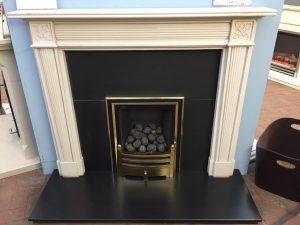 Stone Surround Was £1650 Now £825 (Ipswich Showroom)
