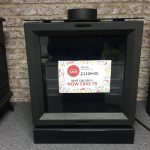 Stovax View 5 Multifuel Stove Was £1125 Now £843.75 (Colchester Showroom)