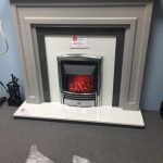 Trent Mayfair Surround Mineral Grey Surround Only Was £655 £ Now £327.50 (Colchester Showroom)