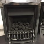 Valor Dream Inset Chrome Gas Fire NG Was £ 756 Now £ 350 Unboxed but not Fired