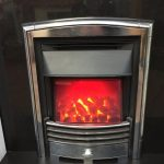 Valor Petrus Electric Fire Was £519 Now £250 (Ipswich Showroom)