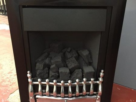 Verine Quasar Plus Manual NG Gas Fire Was £649 Now £399 (Ipswich Showroom)