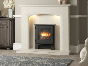 Elgin & Hall Viena Marble Fireplace